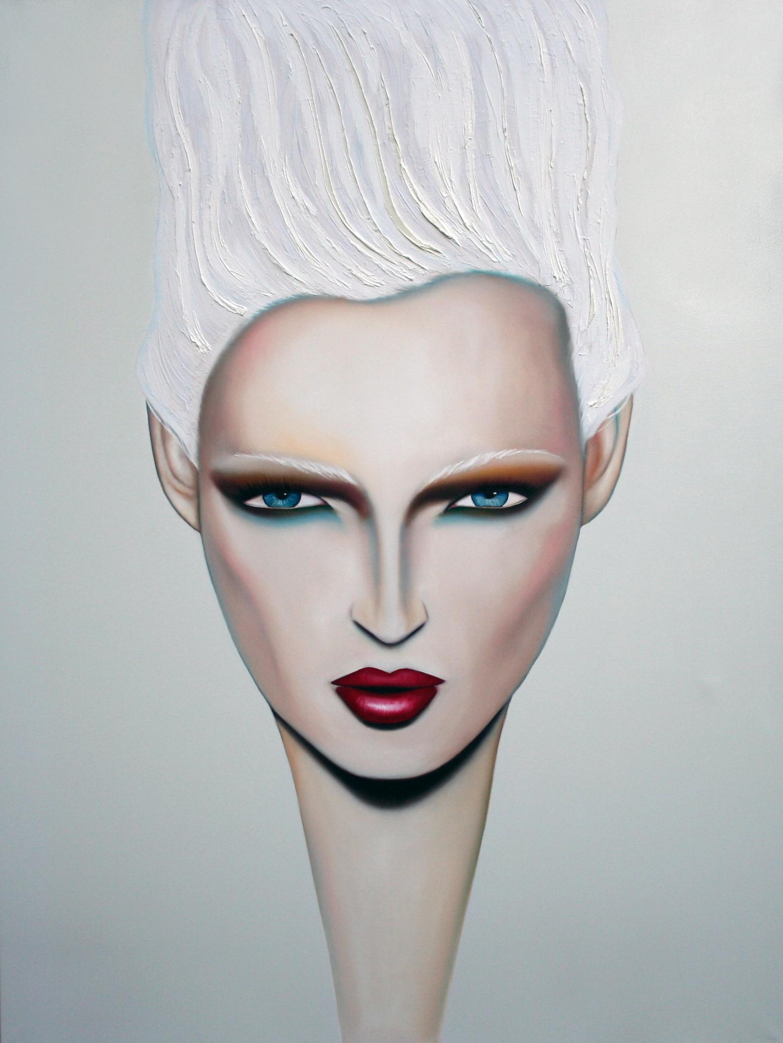 Hilly Jansen, kunstenares voor schilderijen, fashion balls en vazen